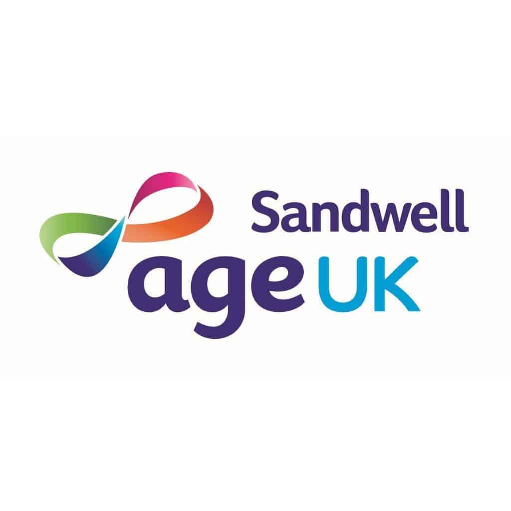 Age UK Sandwell Logo Square